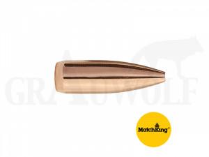.224 / 5,6 mm 52 gr / 3,4 g Sierra Matchking HPBT Geschosse 100 Stück