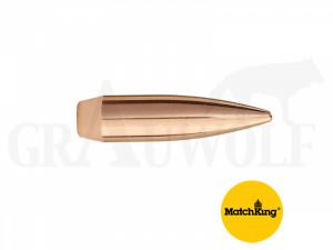 .308 / 7,62 mm 168 gr / 10,9 g Sierra MatchKing HPBT Geschosse 100 Stück