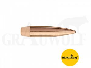 .264 / 6,5 mm 107 gr / 6,9 g Sierra MatchKing HPBT Geschosse 100 Stück