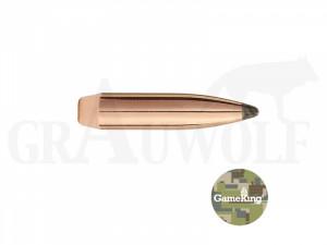 .308 / 7,62 mm 200 gr / 13,0 g Sierra GameKing SBT Geschosse 100 Stück