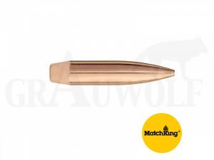 .264 / 6,5 mm 140 gr / 9,1 g Sierra MatchKing HPBT Geschosse 100 Stück