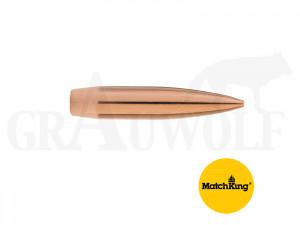 .375 / 9,5 mm 350 gr / 22,7 g Sierra MatchKing HPBT Geschosse 50 Stück