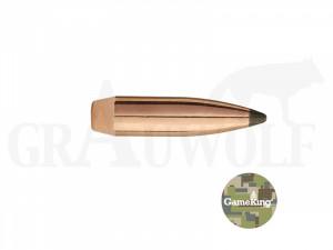 .338 / 8,5 mm 250 gr / 16,2 g Sierra GameKing Spitzer BT Geschosse 50 Stück