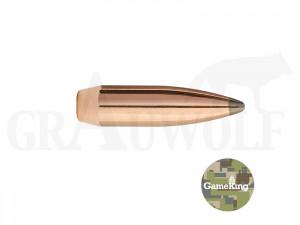 .284 / 7 mm 140 gr / 9,1 g Sierra GameKing BT Geschosse 100 Stück