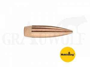 .308 / 7,62 mm 155 gr / 10,0 g Sierra MatchKing Palma HPBT Geschosse 100 Stück