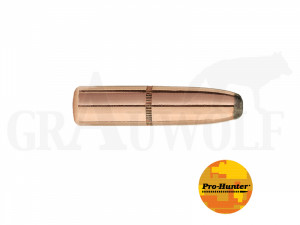 .308 / 7,62 mm 220 gr / 14,3 g Sierra Pro-Hunter Round Nose Geschosse 100 Stück