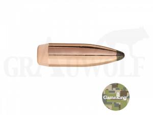 .224 / 5,6 mm 55 gr / 3,6 g Sierra GameKing SBT Geschosse 100 Stück
