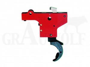 Recknagel Flintenabzug mit Rückstecher Alu für Mauser 98 600 - 1200 gramm