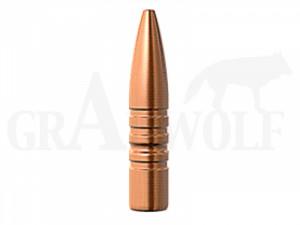 .264 / 6,5 mm 130 gr / 8,4 g Barnes TSX HPFB Geschosse 50 Stück