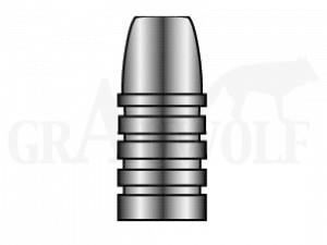 .375 /.38 55 Rifle .381 250 gr / 16,2 g Lyman #380681 Flachkopf 2-fach Gießkokille