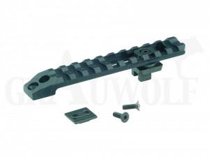 Recknagel Picatinny Brückenmontage für SEM lang (89 mm -133 mm)