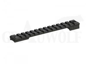 Recknagel Picatinny Schiene Alu Mauser Modell 98