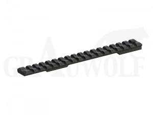 Recknagel Picatinny Schiene Alu für Howa 1500 Kurzsystem