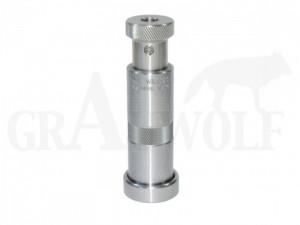 6 mm Remington Ackeley Improved Wilson Handsetzmatrize Mit Führungshülse