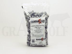 Claybuster Schrotbeutel Kaliber 12, 7/8 oz, 24-28 gramm (WAA12L) 500 Stück