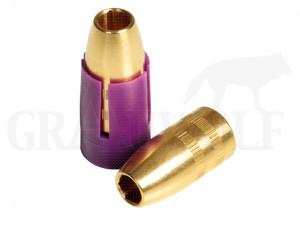 .54 / 13,72 mm 325 gr / 21,0 g Knight Bloodline Vorderlader Sabott Geschosse 20 Stück
