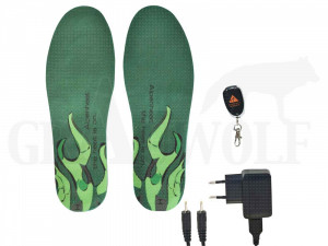 Alpenheat Schuhheizung Wireless HotSole Schuhgröße 35 bis 41