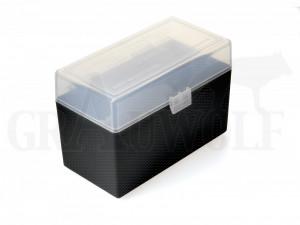 Berry´s Klappdeckelbox #410 weiß für 50 Patronen .30-06 etc.
