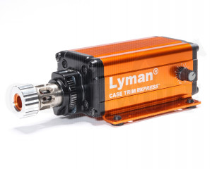 Lyman Brass Smith Case Trim Xpress™ Hülsentrimmer 220 Volt