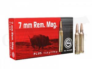 7 mm Remington Magnum 170 gr / 11 g Geco Plus Patronen 20 Stück