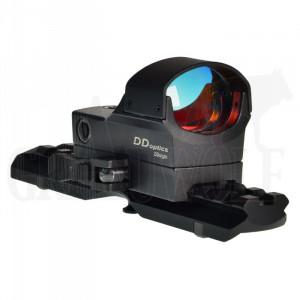 DDoptics Red Dot Reflex-Visier DDSight mit wechselbarer Schnellspannmontage