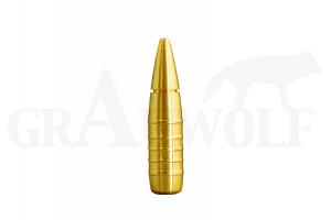 .243 / 6 mm 71,0 gr / 4,6 g Leader LJG-HSR Messing Hohlspitz Geschosse 50 Stück