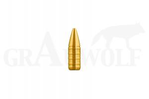.224 / 5,6 mm 46 gr / 3,0 g Leader LJG-HSR Messing Hohlspitz Geschosse 50 Stück