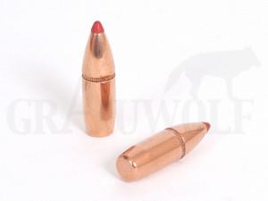 .452 / 11,5 mm 250 gr / 16,2 g Hornady FTX Geschosse 50 Stück