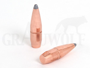 .366 / 9,3 mm 286 gr / 18,5 g Hornady InterLock SpirePoint Geschosse 50 Stück
