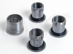 Hornady L-N-L Umrüstsatz für Pressen mit 3 Adaptern