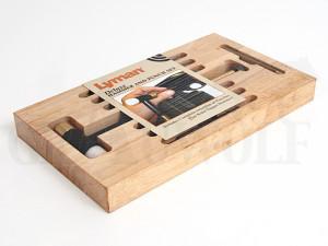 Lyman Messinghammer Deluxe mit Durchtreibern