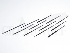 Nadelfeilensatz 12-teilig