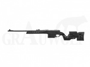 ProMag Archangel Precision 700 LA Schaft mit Pillarbettung schwarz mit .30-06 Springfield Magazin