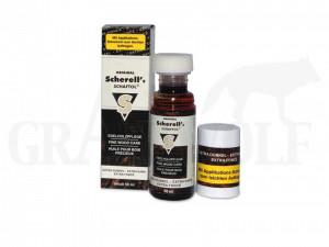 Original Scherell´s SCHAFTOL Schaftöl extra dunkel 500 ml