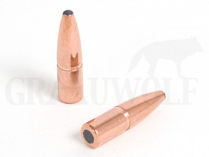 .323 / 8 mm 200 gr / 13,0 g Swift A-Frame Semi-Spitzer Soft-Point Geschosse 50 Stück