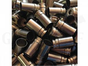 9 mm Luger Shell Shock NAS3 Hülsen 500 Stück