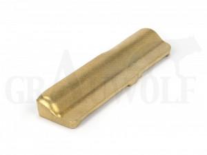 Voere Zubringer für Mauser 98 Messing