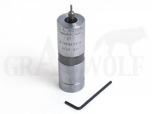 6 mm Remington Wilson BR Hülsenhalskalibriermatrize für Einsätze