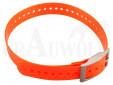 Garmin Ersatz Halsband Nylon Orange