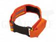 Heim Signalhalsung Hundehalsband mit GPS-Trackertasche bis 45 cm