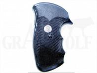 Pachmayr Gripper Decelerator S&W N-Rahmen Round Butt Griffschalen