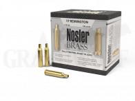 .17 Remington Nosler Hülsen 100 Stück