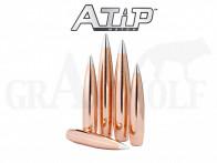 *TestPack* .243 / 6 mm 110 gr / 7,1 g Hornady A-Tip Match Geschosse 15 Stück