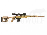 "Howa M-1500 / APC MultiCamo .308 Win. - 20"" Heavy Barrel inkl. ZF 4-16x50 von Nikko Stirling"