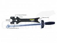 Wheeler AR-15 Combo Tool Spezialschrauben- und Drehmomentschlüssel