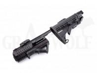 Hera Arms Triarii Schaftsystem für CZ SP01 Schwarz