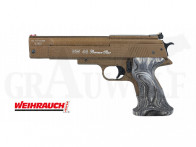 Weihrauch HW 45 Bronze Star 5,5 mm Luftpistole