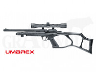 UMAREX Carbine Kit 4,5 mm CO2 Luftpistole Vorderschaftrepetierer