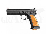 CZ 75 Pistole Tactical Sport Orange 9 mm Luger