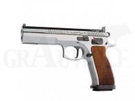 CZ 75 TS Pistole Tactical Sport Dual-Tone 9 mm Luger